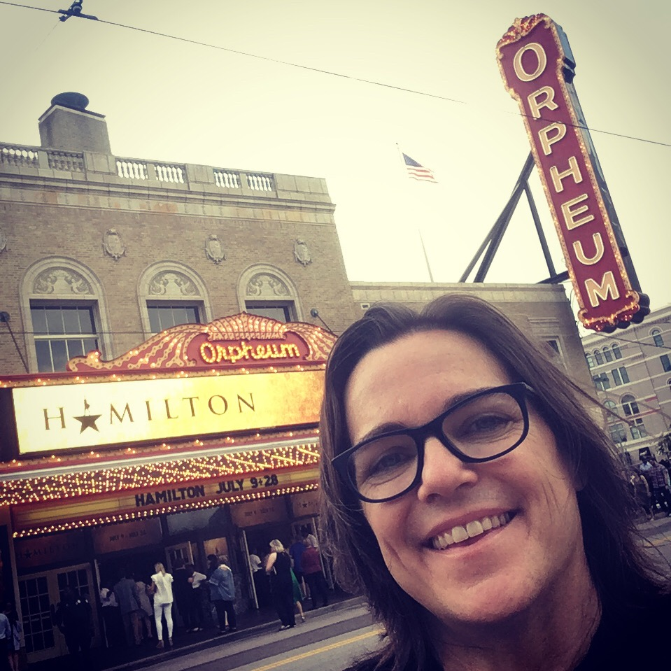 Whit at the Orpheum